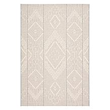 Natalie Outdoor Rug - Light Grey