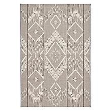 Natalie Outdoor Rug - Dark Grey