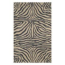 Roan Outdoor Rug - Black