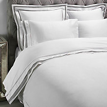 Contrast Boarder Bedding - Grey