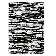 Burnell Rug - Ivory/Black