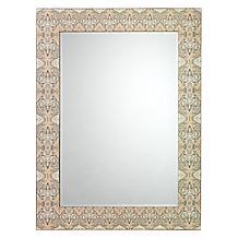 Rorschach Mirror - Grey/Cream