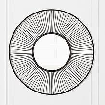 Othello Round Mirror