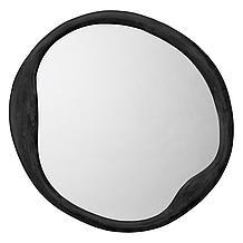 Organic Mirror - Antique Iron