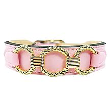 Athena Italian Leather Collar - ...