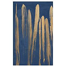 Sapphire Drip - Canvas