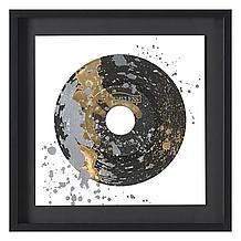 Gold Silver Rain 1