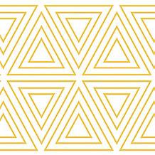 Gold Grid Wallpaper