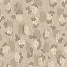 Javan Taupe Leopard Wallpaper