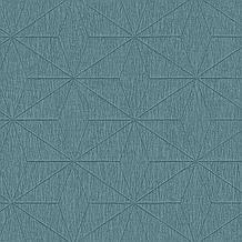 Bernice Teal Diamond Geometric W...