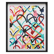 Heart Scribbles 1