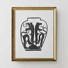 Creature Bold Vase