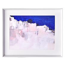 Mediterranean Blue 1