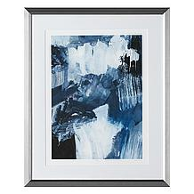 Composition In Blue II - Limited...