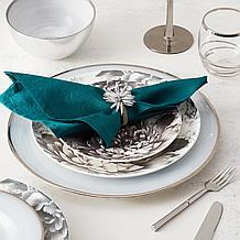 Peony Dinnerware - Sets of 4