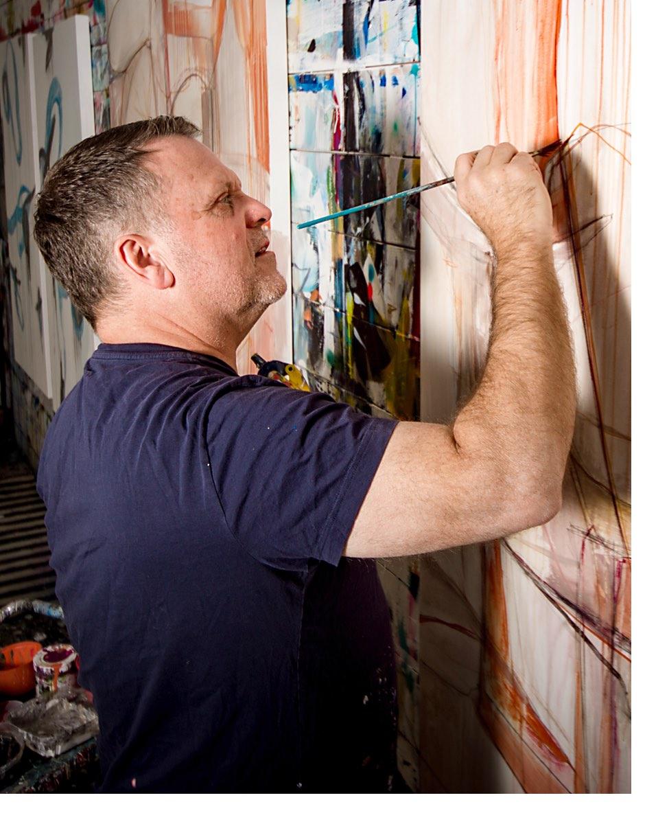 Michel Smith Boyd - Artist