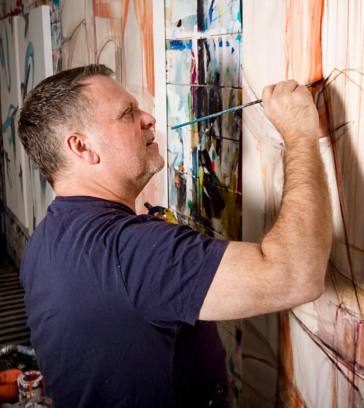 Artists Michel Smith Boyd