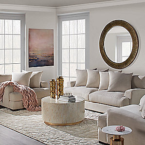 Stella Capri Living Room Inspiration
