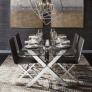Axis Glittering Art Dining Room Inspiration