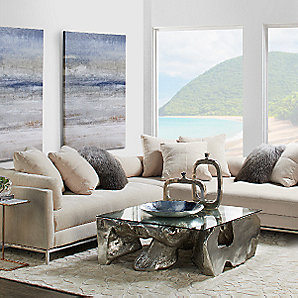 Ventura Wanderlust Living Room Inspiration