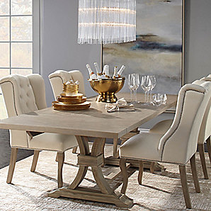 Archer Solaris Dining Room Inspiration