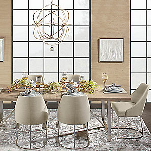 Lex Rowan Eclipse Dining Room Inspiration