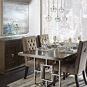 Rylan Elevated Dining Room Inspiration