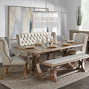 All About Archer Dining Room Inspiration