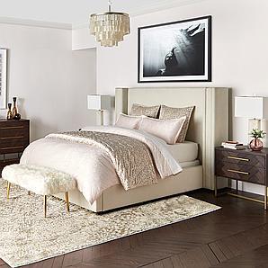The Luka Milo Bedroom Inspiration