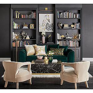 The Nia Aurora Living Room Inspiration