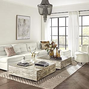 The Convo Timber Living Room Inspiration