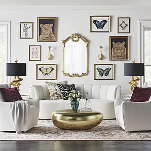The Clea Juniper Living Room Inspiration