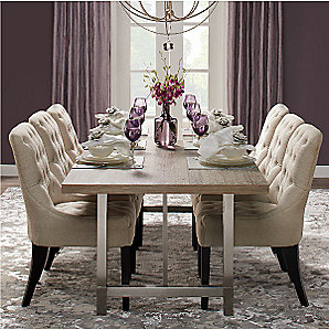Amethyst Lex Dining Room Inspiration