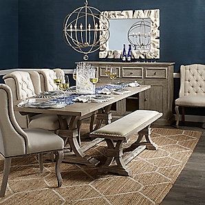 Archer Atlantic Pacific Dining Room Inspiration