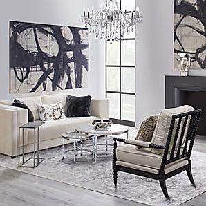 Celine Vincente Living Room Inspiration