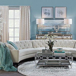 Circa Abigail Living Room Inspiration