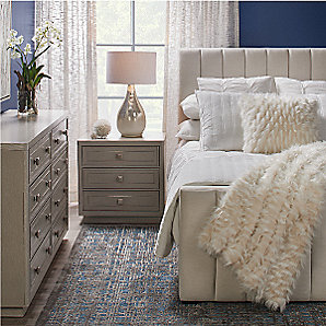 Sapphire And Neutral Hadley Bedroom Inspiration