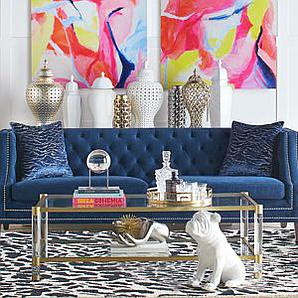 Hampstead Halston Living Room Inspiration