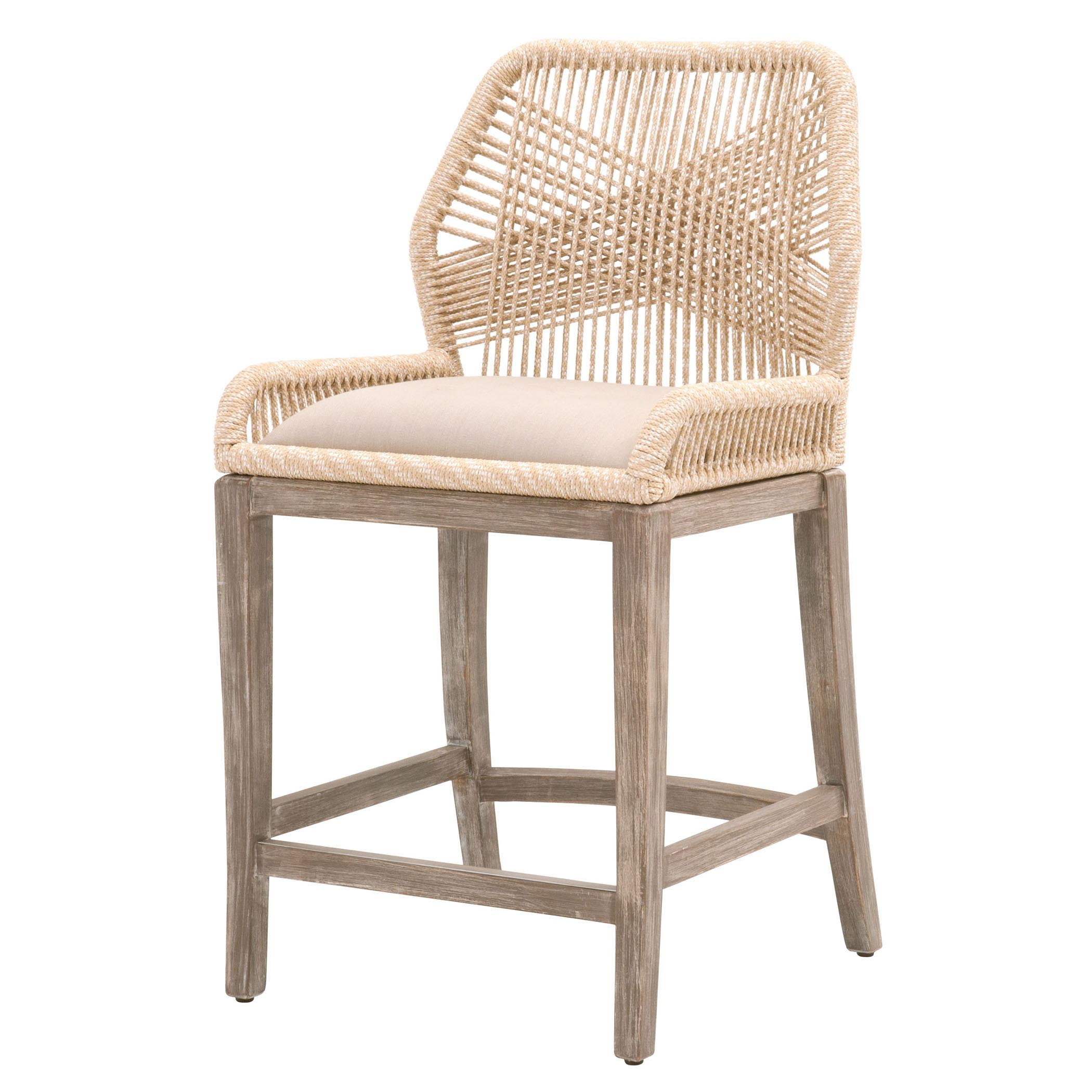 Glass Wood Dining Table, Fiona Counter Stool Zgallerie