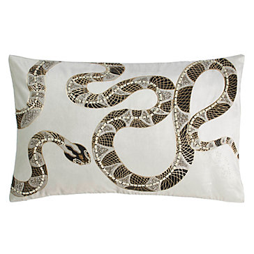 Serpentine Lumbar Pillow