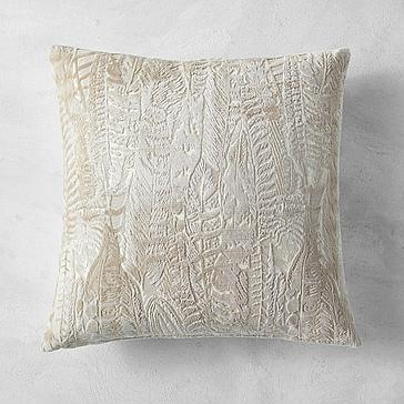 Feather Pillow Cover 22""
