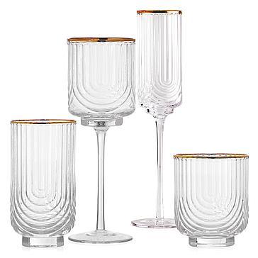 Regal Glassware - Sets of 4