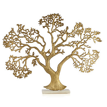 Golden Tree On Marble The Stella Resort Collection
