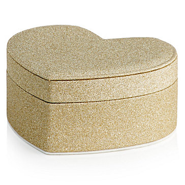 Shimmer Jewelry Box