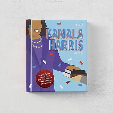 Pocket Book: Kamala Harris Wisdom