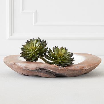 Faux Thorn Succulent Pick