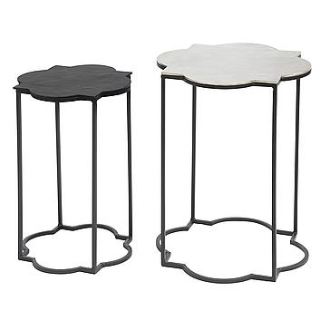 Lazlo Accent Table - Set of 2