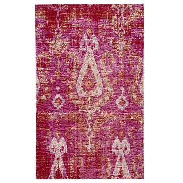 Caddessi Outdoor Rug - Fuchsia
