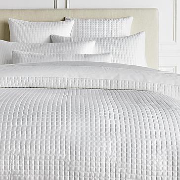Cora Bedding - White