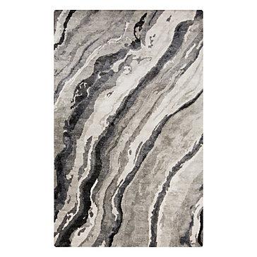 Canyon Rug - Grey
